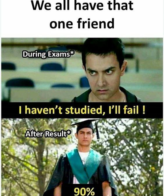 stop lying i know u been studying ( ఠ ͟ʖ ఠ) - meme