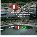 Yo quería que ganará Perú :((