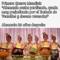 Plantilla de los Muppets xD