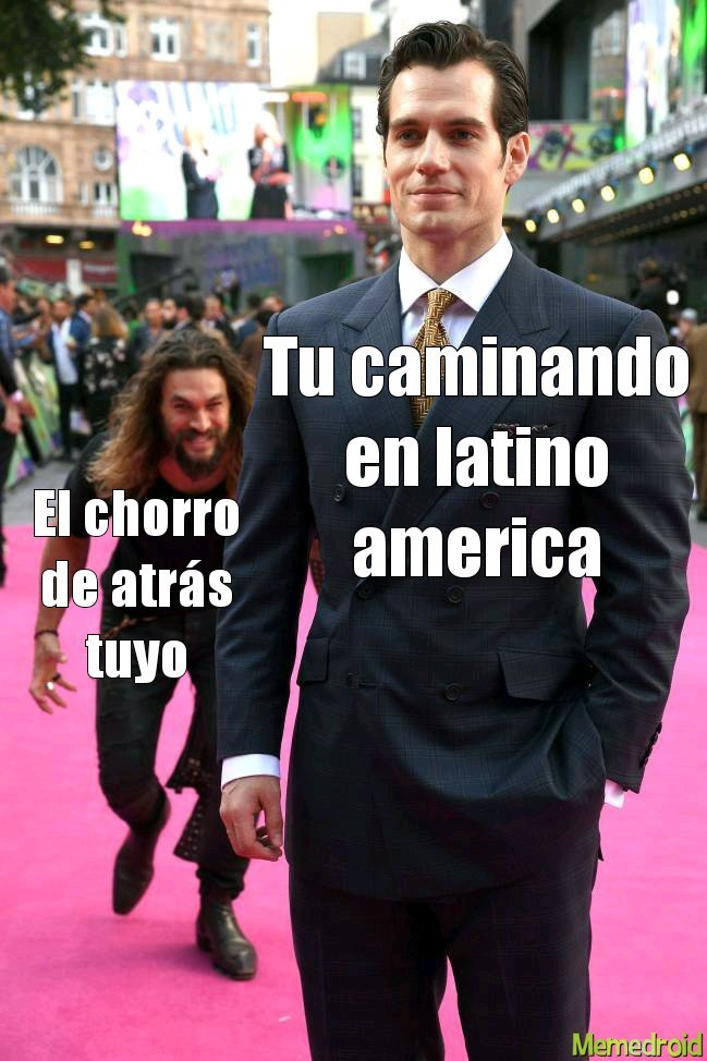 Latino América ekisde - meme