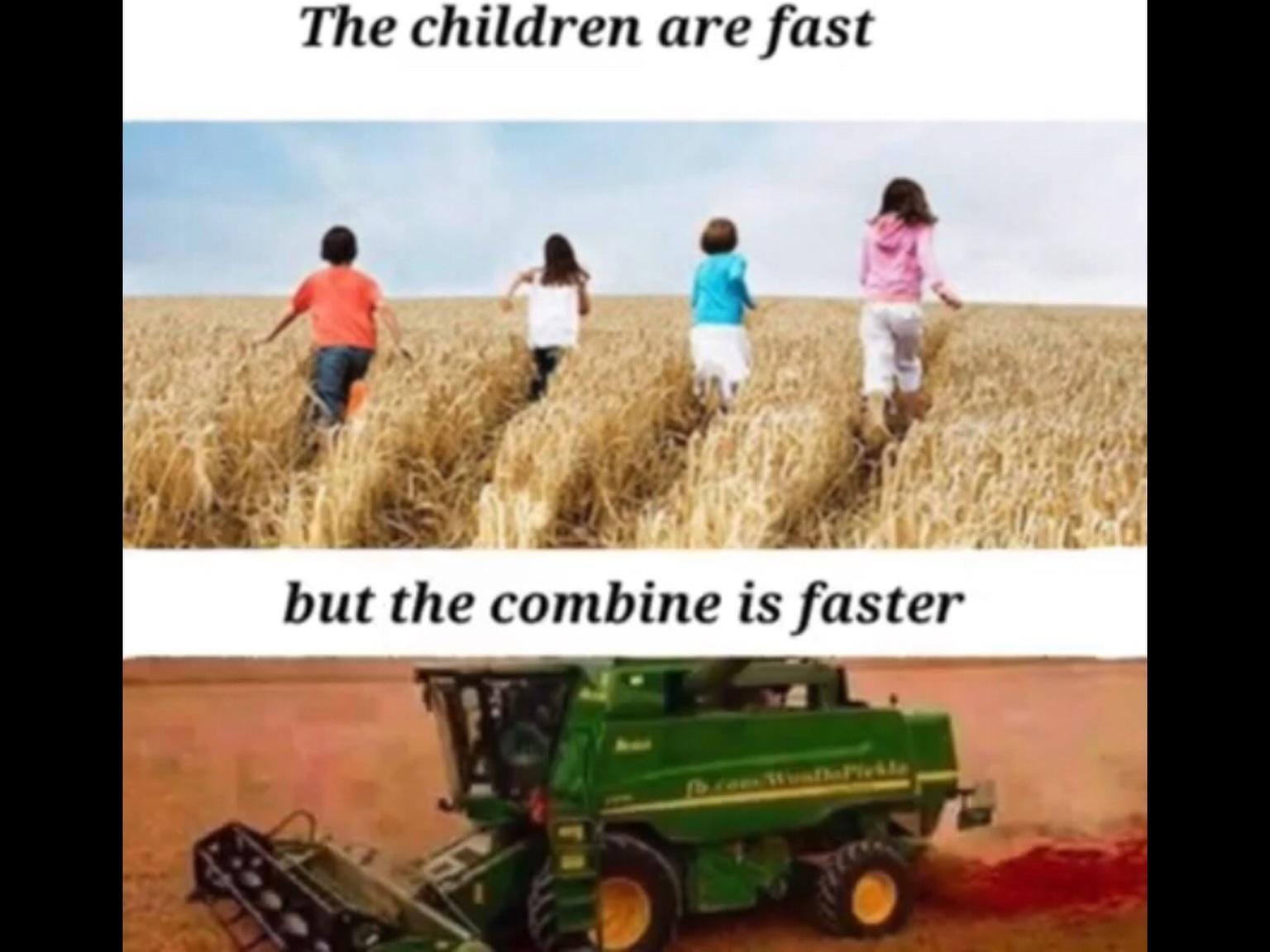 Can't run - meme