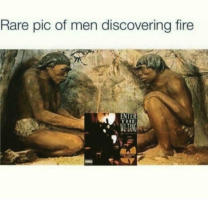 Wu Tang is forever - meme
