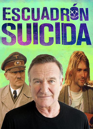 Escuadron Suicida - meme