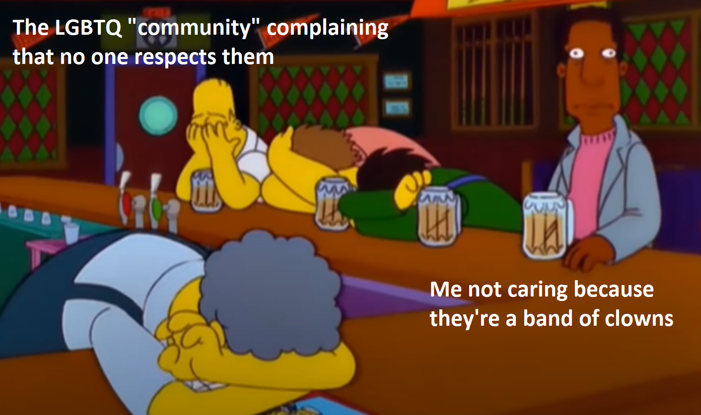 "template is from The Simpsons S11E16 ""Pygmoelian"" min 8:10 - meme"