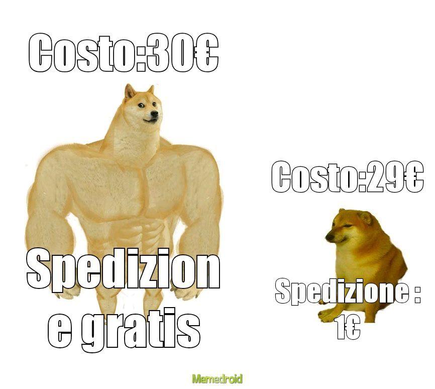 SONO TORNATO MERDE - meme