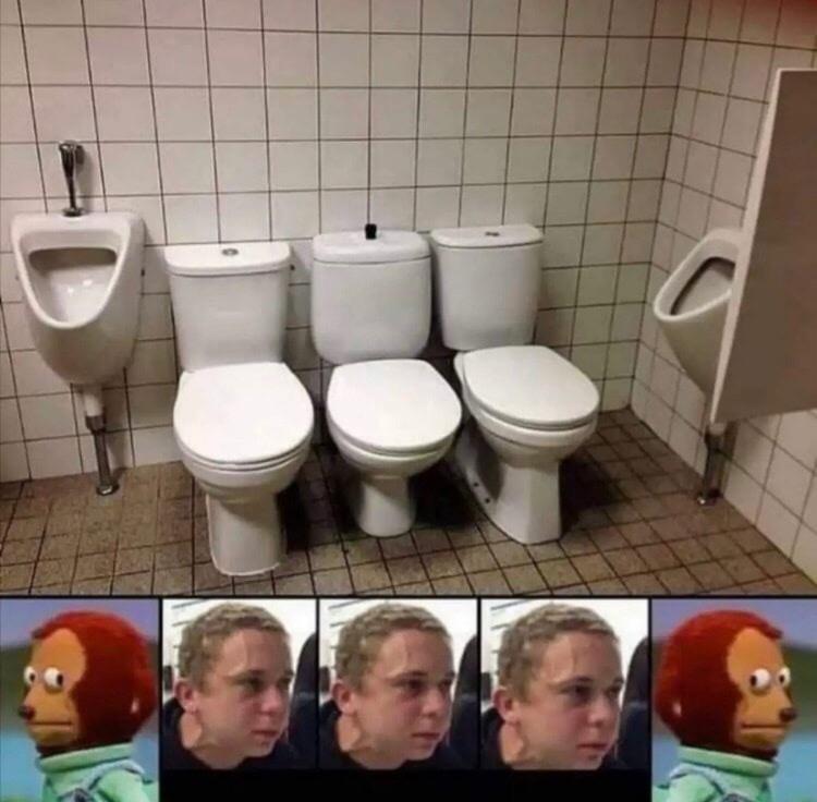 Group poop - meme