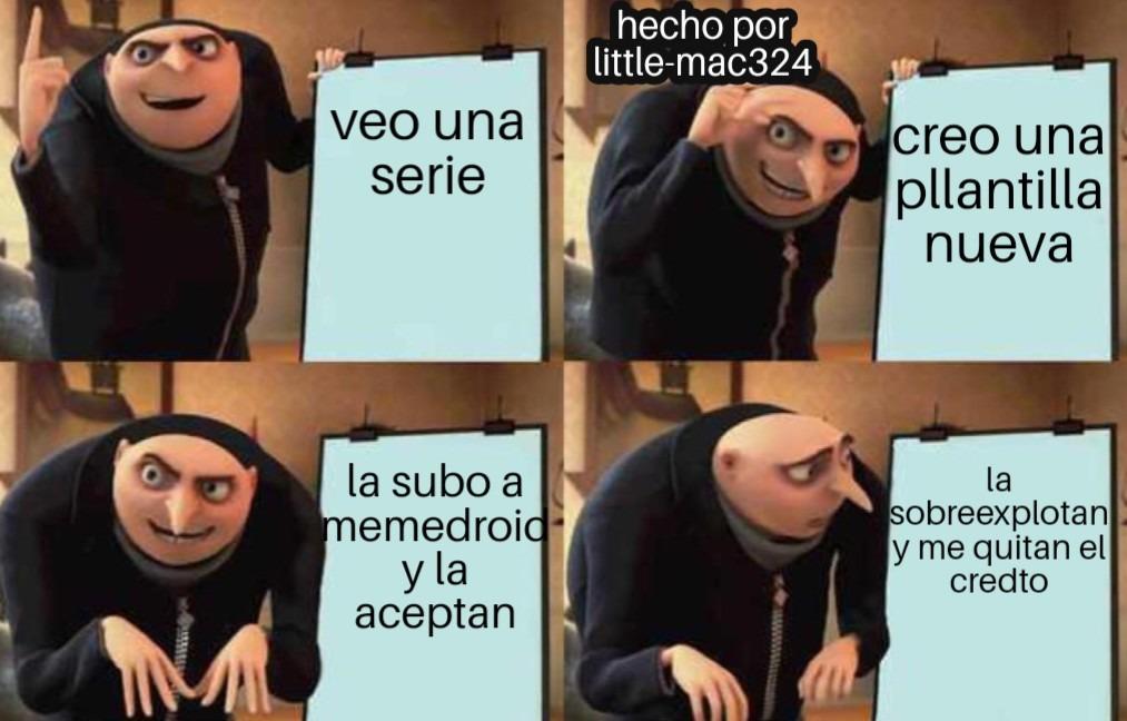 LA PTM!!!!!!!!!!!! - meme