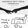 Just your company.