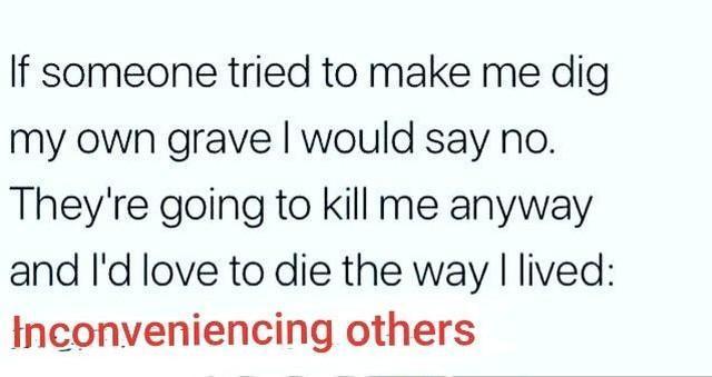 A life well lived - meme