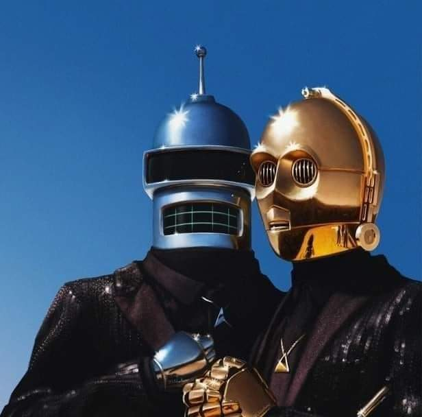 Daft Punk: Reloaded - meme