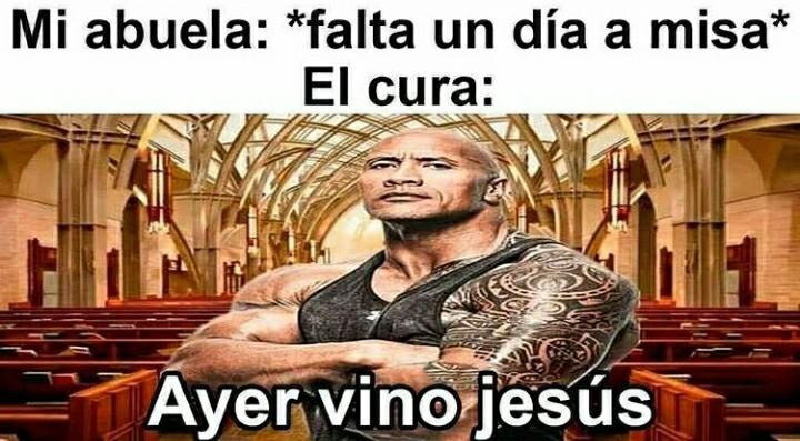 Monika es cristiana - meme