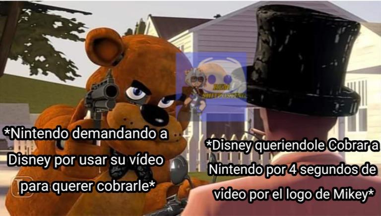 Nintendo siempre un paso adelante - meme