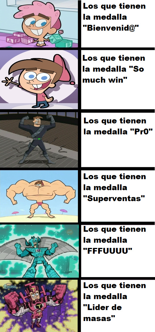 """Fiesta de positivos por la medalla """"""""""""FFFUU"""" menos al primero - meme"""