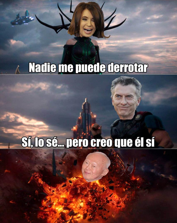 También te va a matar, Macri (meme remasterizado)