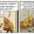 Tintin a bien compris la tolérance