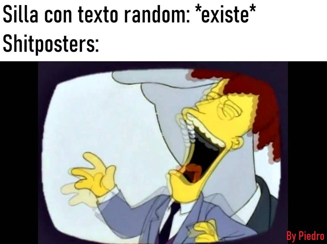 WTF yo subiendo 2 memes en un mismo día