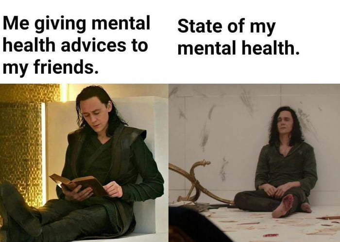 I can't wait for the Loki series to come out - meme
