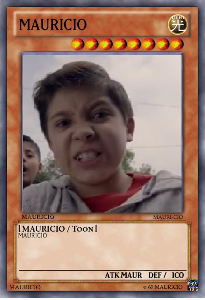 MAURICIO - meme
