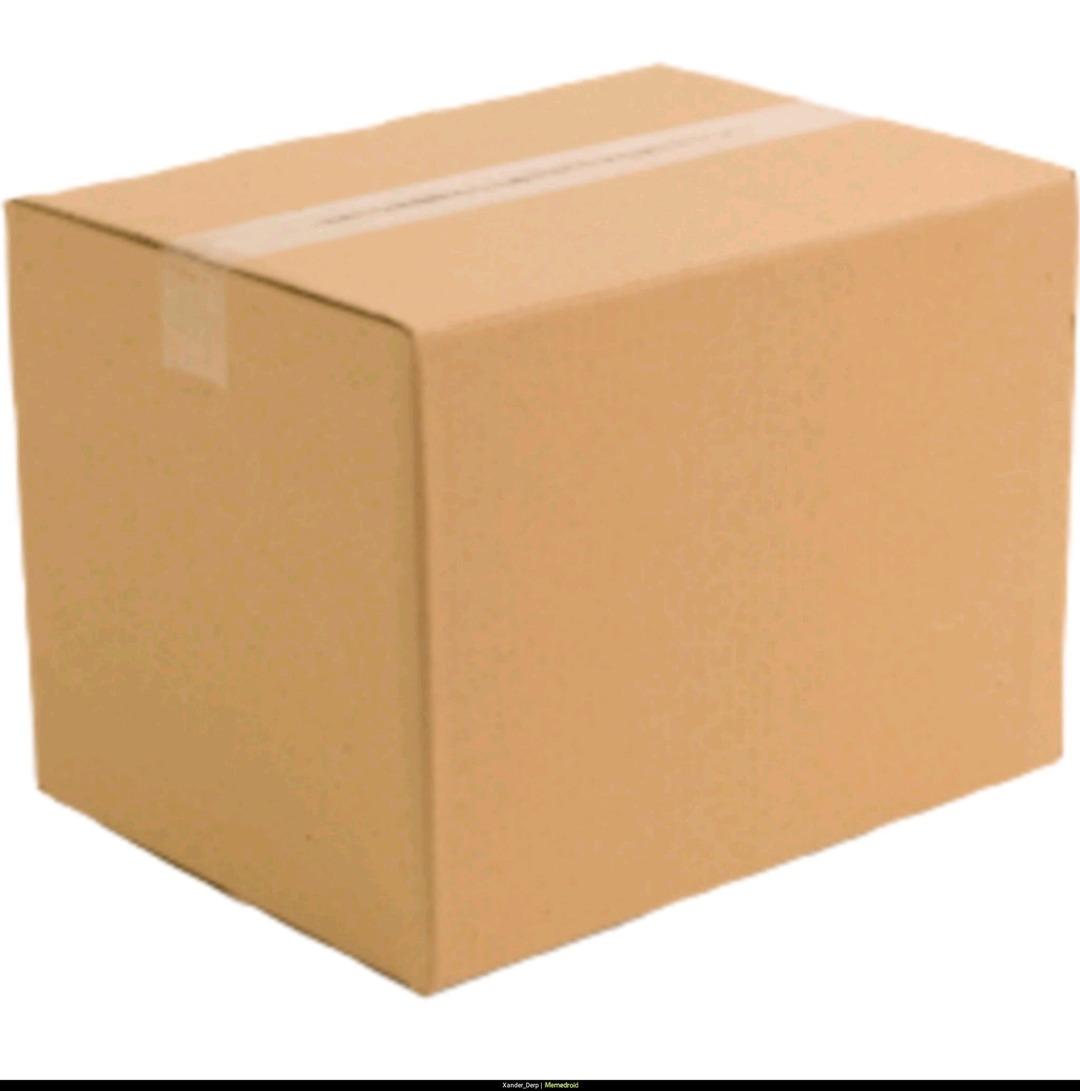 Its box's 1st birthday - meme