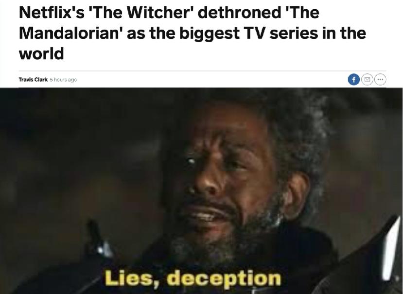 ITS NOT TRUE! - meme