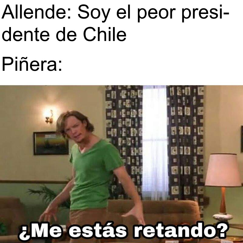 Chile xd - meme
