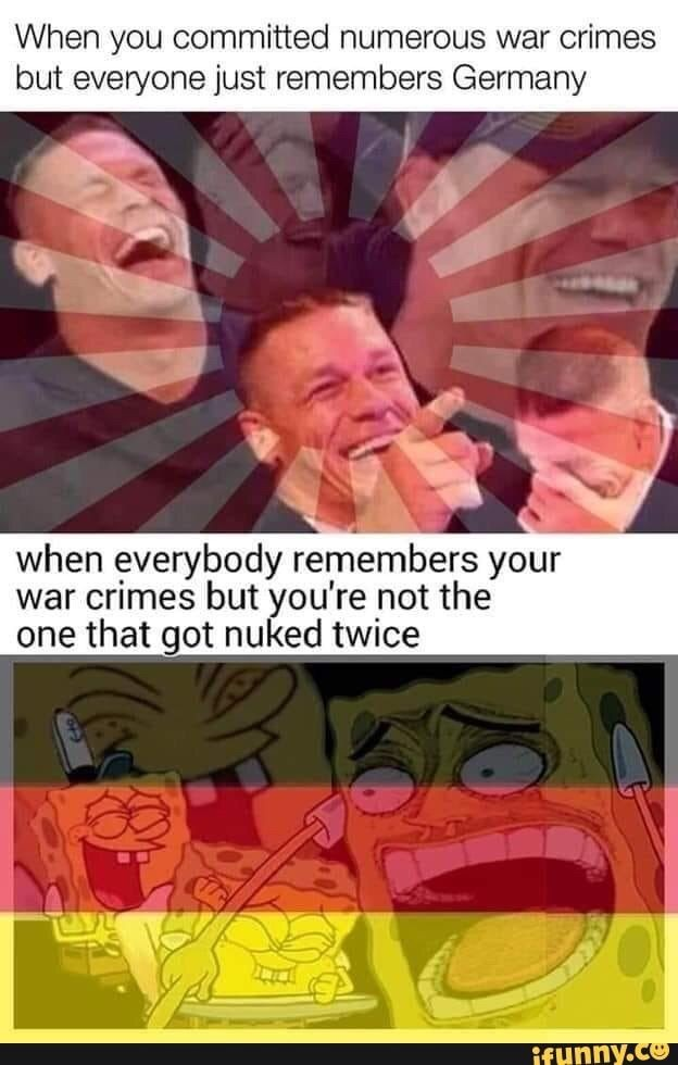 History want that - meme