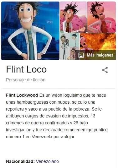 Flint Loco - meme