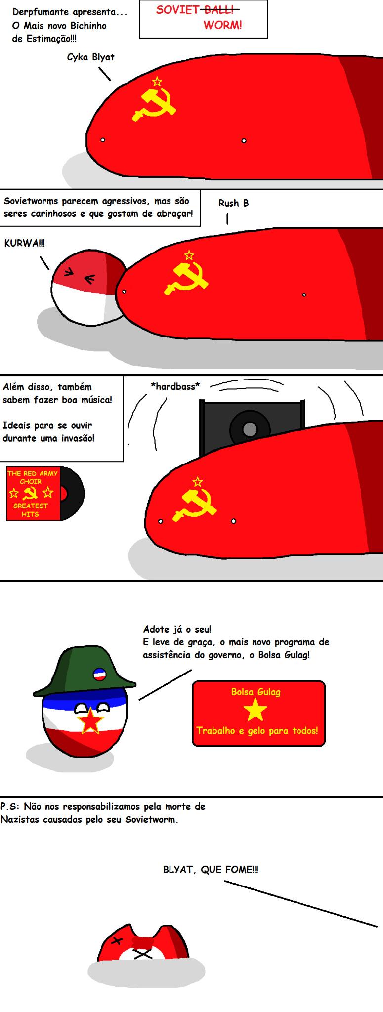 Sovietworm - meme