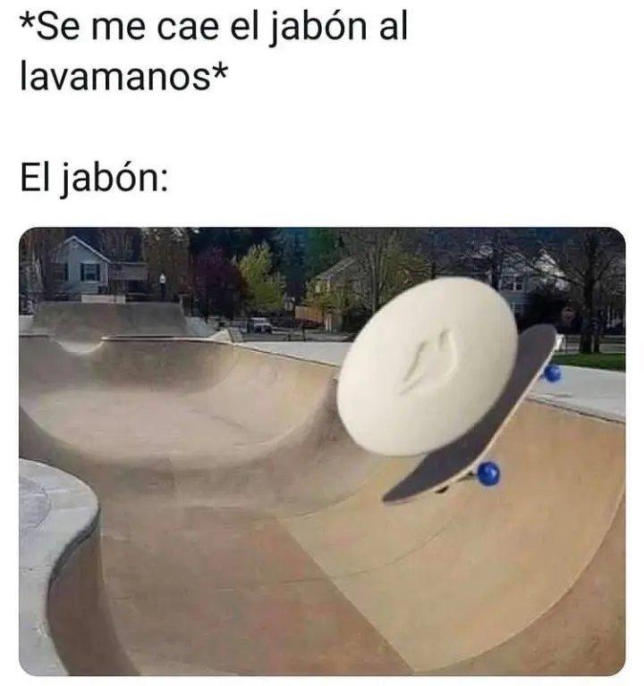 dove skater - meme