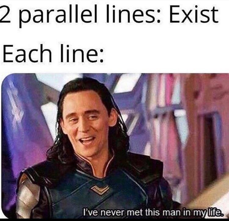shitty math joke - meme
