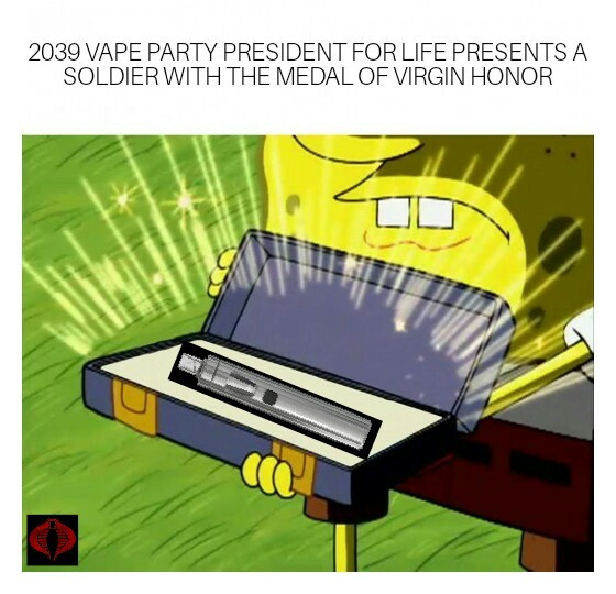 Vape nation - meme