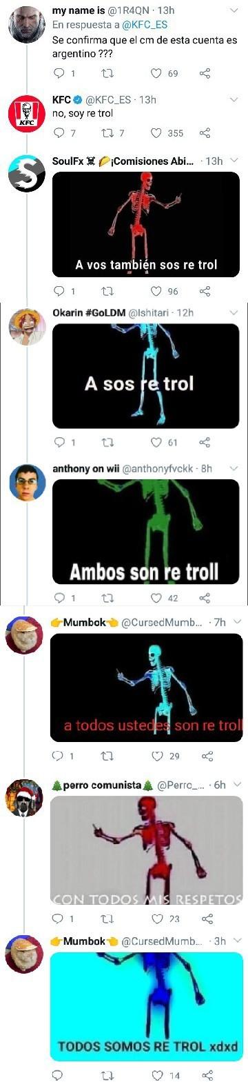 Re troll el KFC_ES - meme