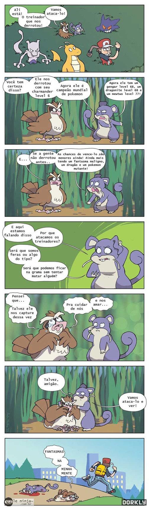 Pokemons ;-; - meme