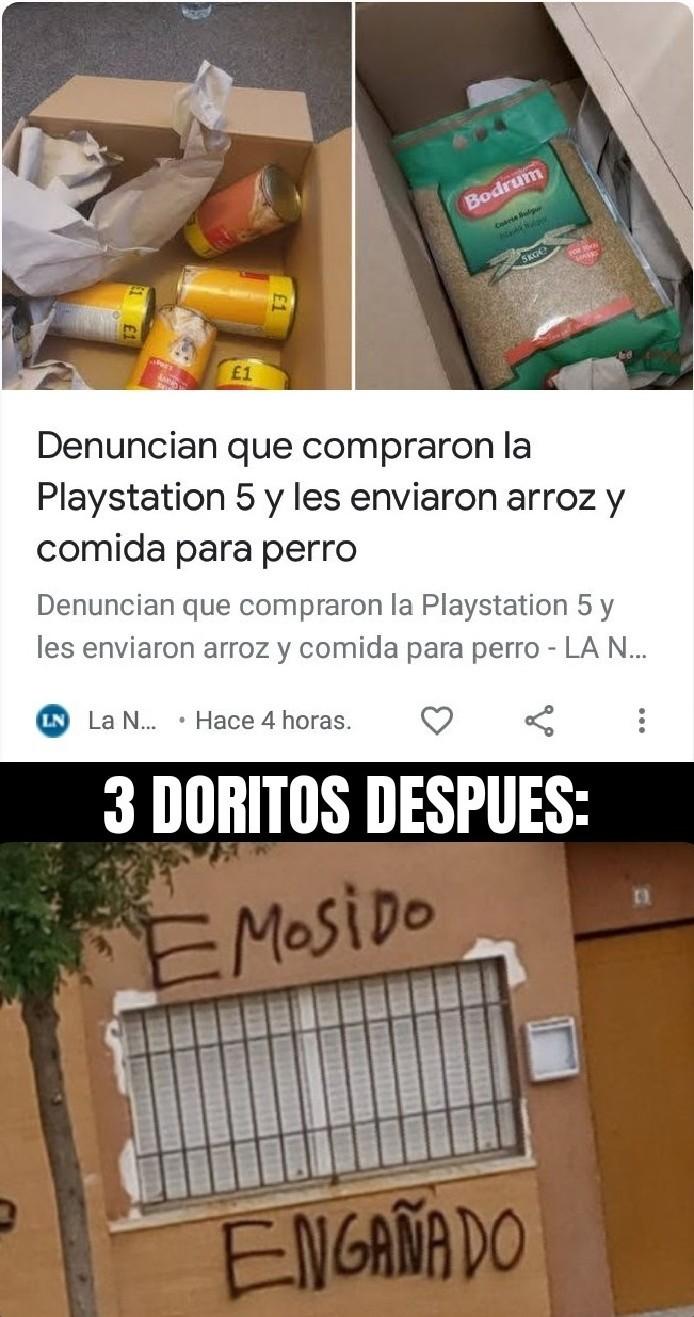 ENGAÑO - meme