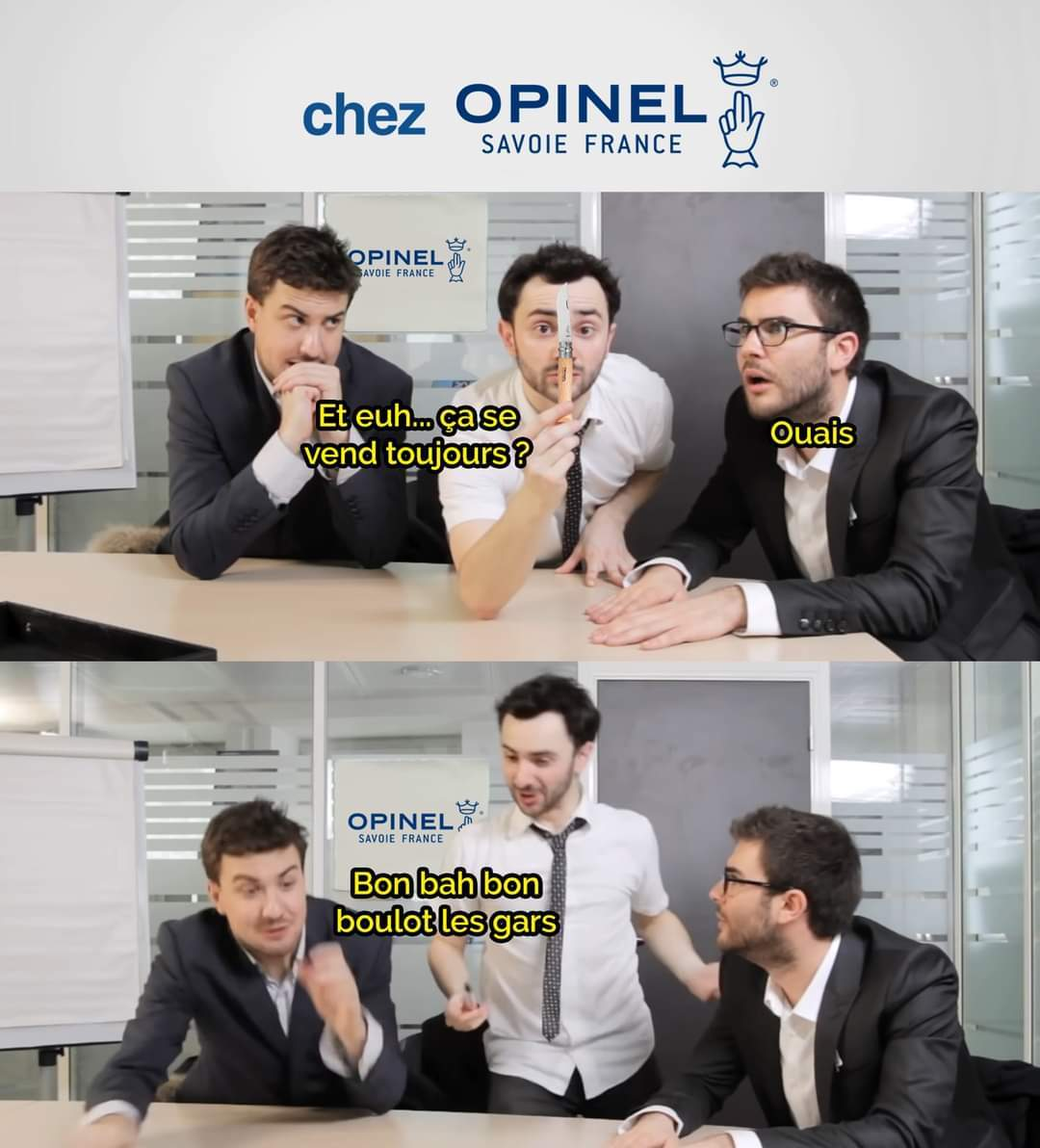 Les vidéos de notre bon vieux Cyprien - meme