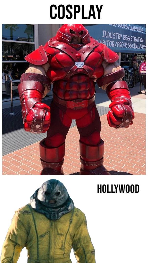 I'm the Juggernaut Bitch! - meme