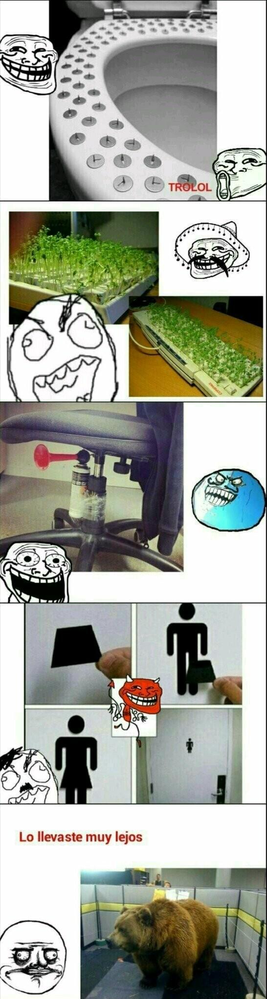 Ideas de bromas - meme