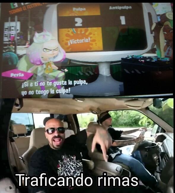SplatFest - meme
