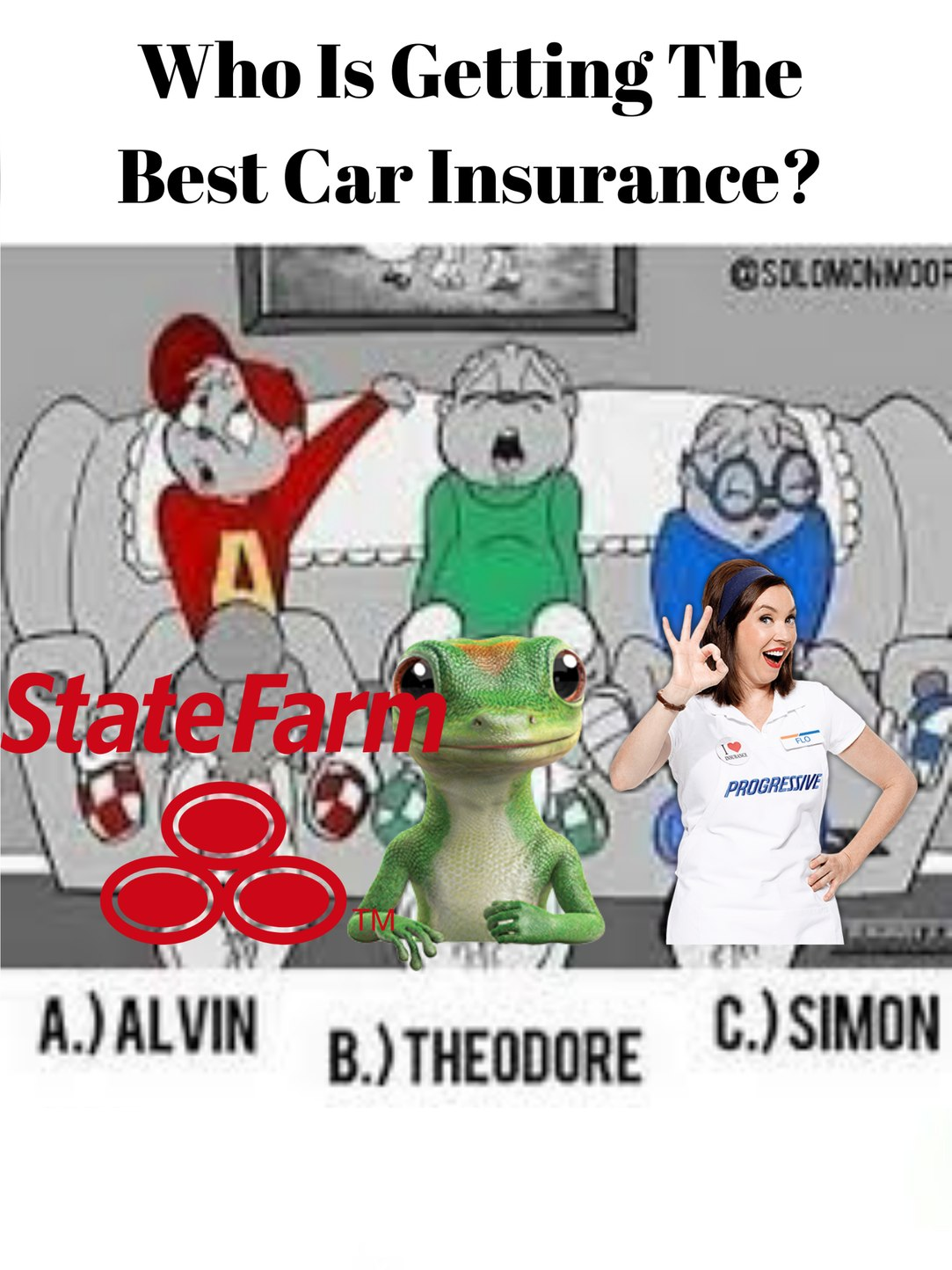 Who Is Getting The Best Car Insurance - meme