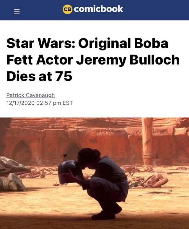 Goodbye old friend and may the force be with you - meme