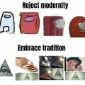 Embrace Tradition