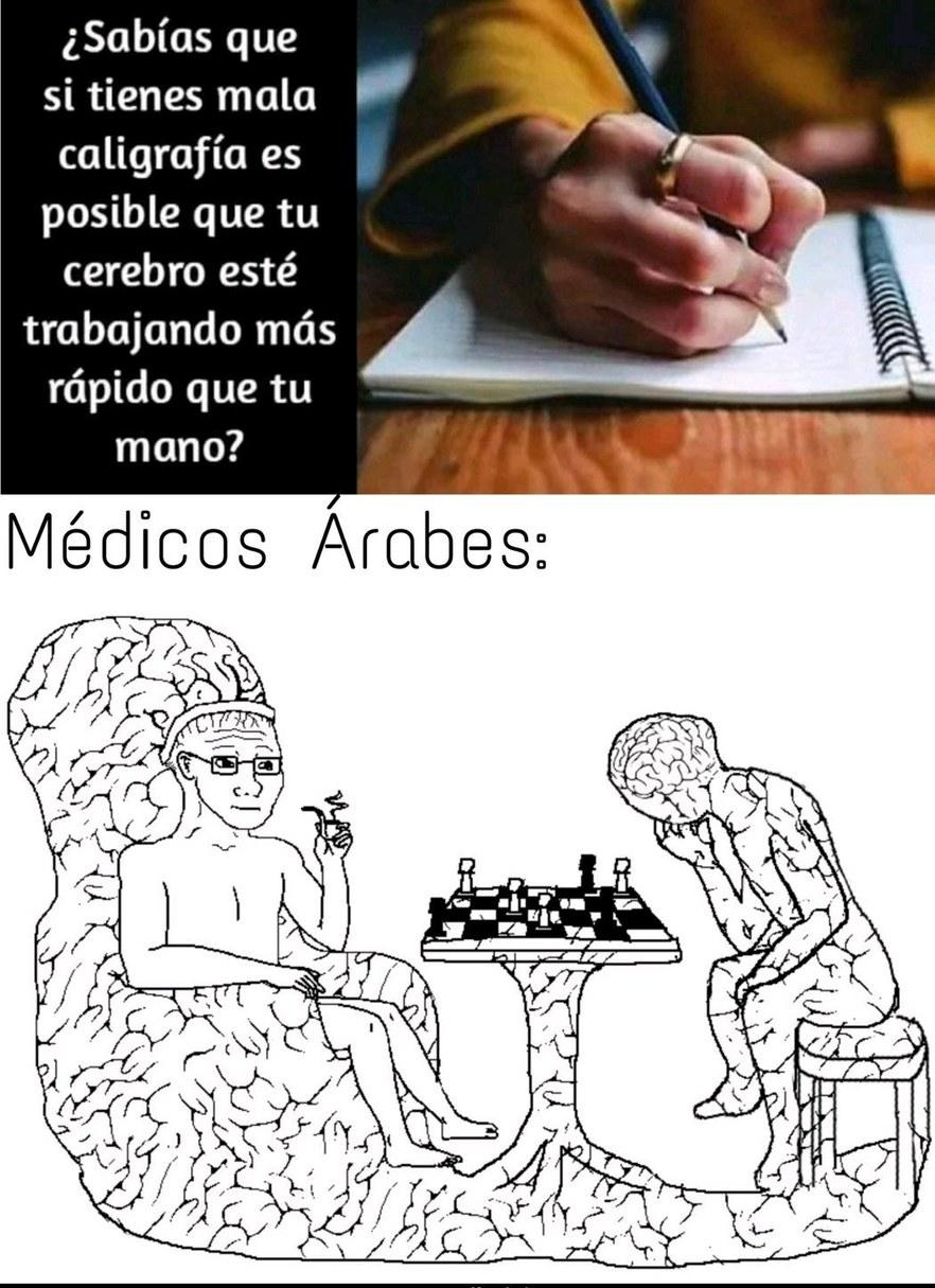 Árabes by like - meme