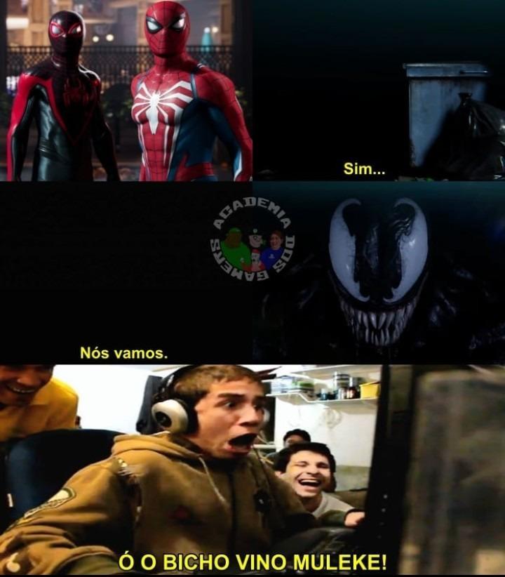 Nois semo Venom - meme