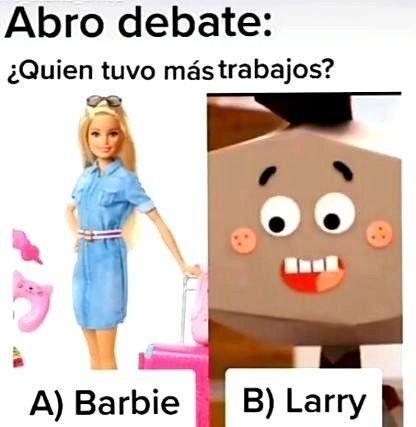 Debate serio - meme