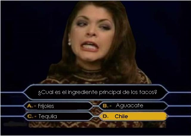 No me han aceptado ningun meme del partido Mexico-Chile, arenosos qlos