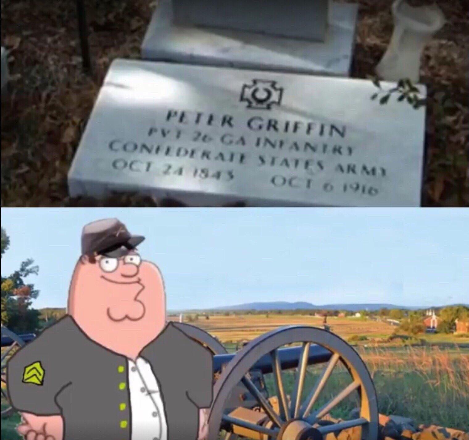 Democrat peter - meme