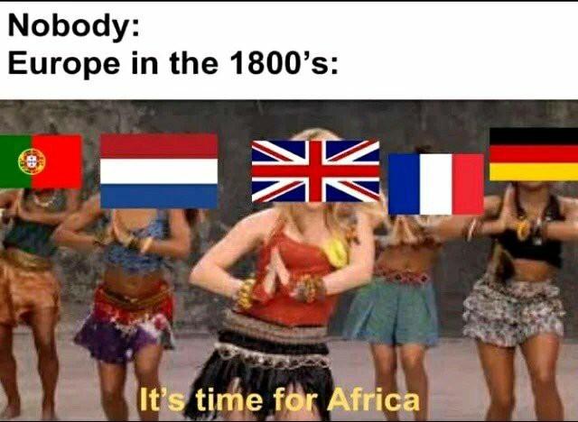 Sans oublier la Belgique ! - meme