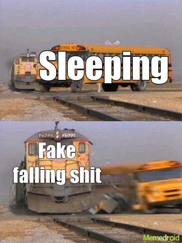 Sleepy - meme