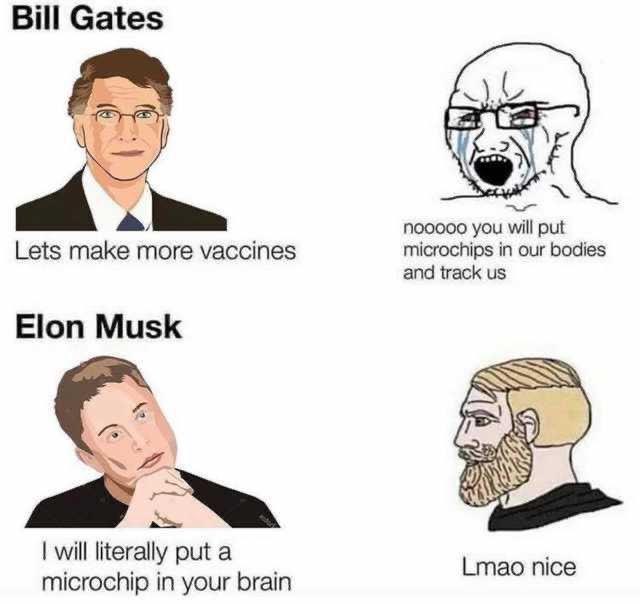 microchip - meme