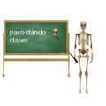 paco dando clases